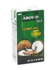 AROY-D BR. COCONUT MILK 500 ML
