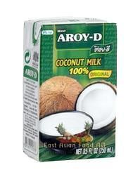 AROY-D BR. COCONUT MILK 250 ML