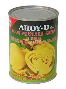 AROY-D SOUR MUSTARD 565 GR