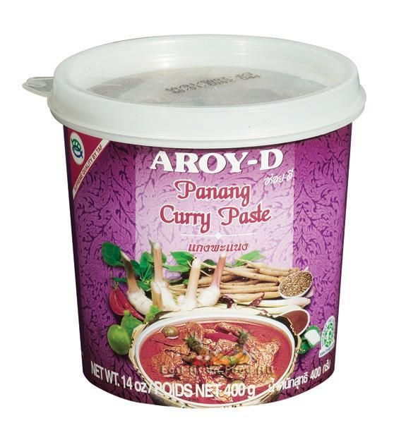 AROY-D PANANG CURRY PASTE 400GR