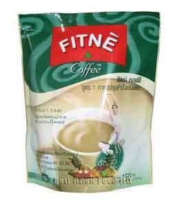 FITNE DIET COFFEE W/KIDNEYBEAN