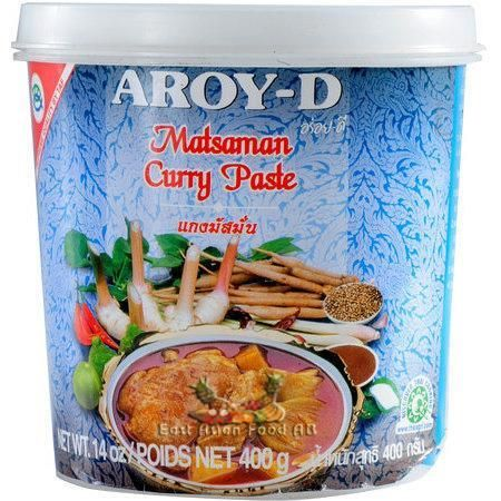 AROY-D MATSAMAN CURRY 400 GR