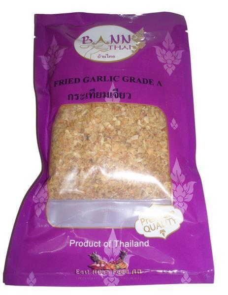 FRIED GARLIC (BANH THAI) 100 GR
