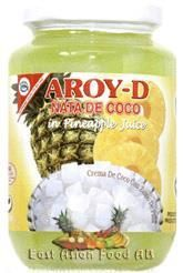 AROY-D COCONUT GELE/PINEAPPLE