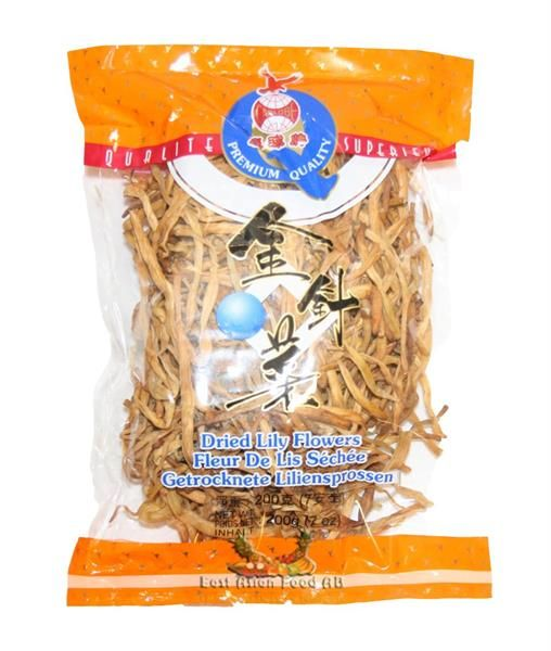 DRIED LILY FLOWER 200 GR
