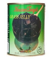 CANNED GRASS JELLY 530 GR
