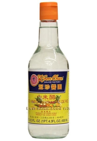 KOON CHUN. RICE VINEGAR 600 ML
