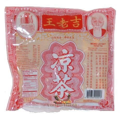 WONG LU KAT HERBAL TEA 105 GR