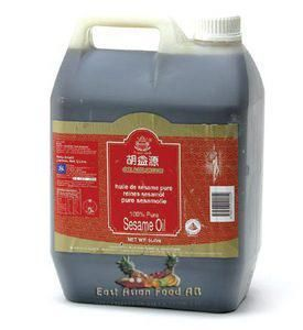 SESAME OIL 4 GALLON X 5 LITER