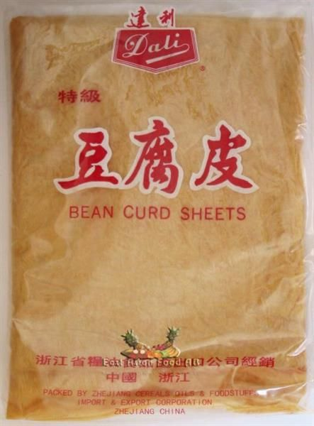 DRIED BEAN SHEETS (SHOFT)