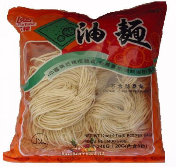 DRIED NOODLE (YUMENG) 340 GR