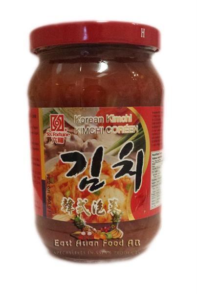 SALTED KOREA KIM CHI 360 GR