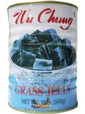 WC BR. GRASS JELLY 540 GR