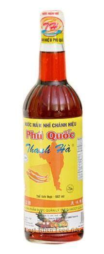 PHU QUOC FISH SAUCE 682 ML 35%