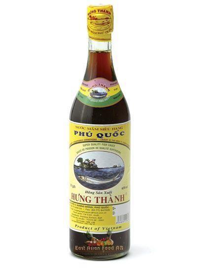 PHU QUOC SOY SAUCE 650 ML