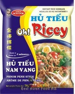 OH! RICEY PHNOM PENH NOODLE