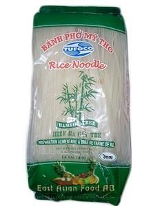 RICE NOODLE400 GR 3 MM TUFOCO