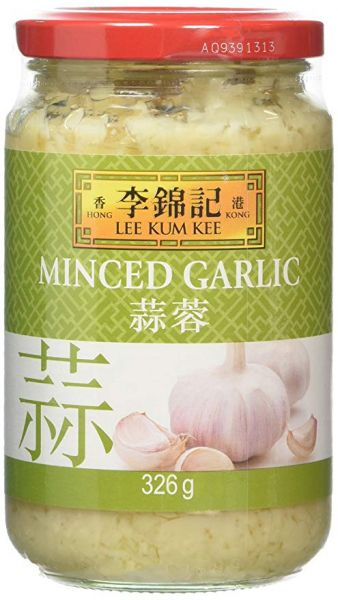 FRESH MINCED GARLIC