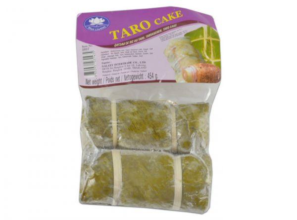 FROZEN TARO CAKE
