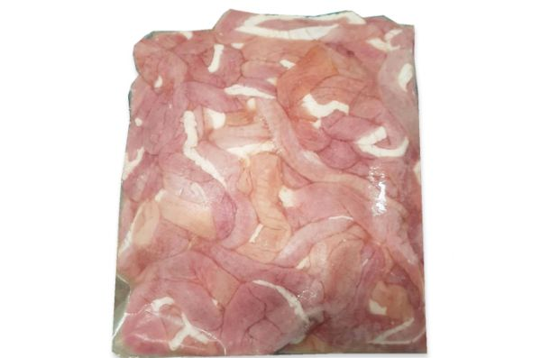 FROZEN PIG INTESTINE SMALL OF PIG RAW