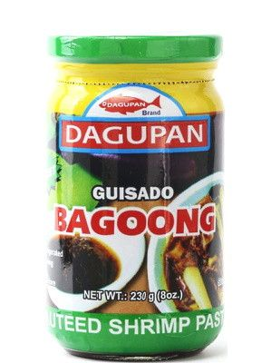 SHRIMP PASTE GUISADO BAGOONG