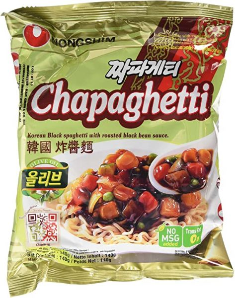 INSTANT NOODLE CHAPAGHETTI