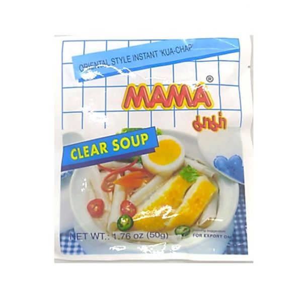 INSTANT KUA CHUP CLEAR SOUP