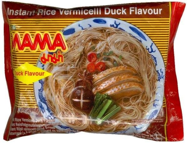 INSTANT RICE VERMICELLI DUCK (30 BAG)