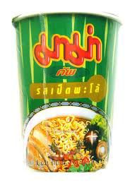 INSTANT NOODLE CUP SPICY LENG