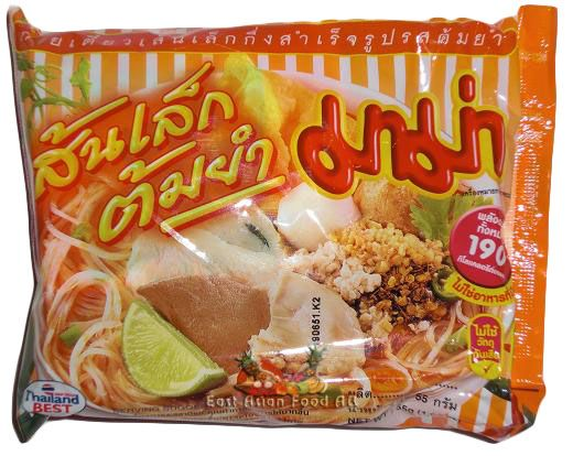 INSTANT BIG PACK TOM YUM CREAMY