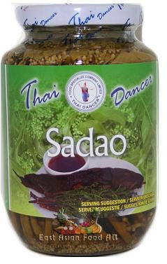 PICKLED SADAO IN WATER