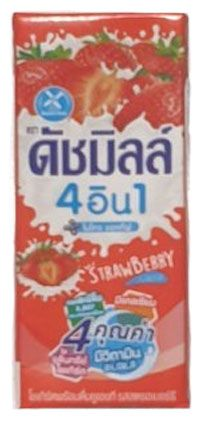 DUTCH MILL W/STRAWBERRY DRINK