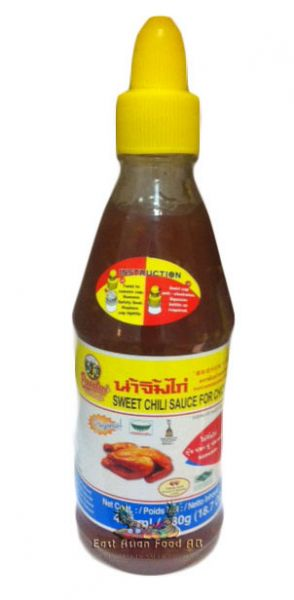 CHILI SAUCE FOR CHICKEN 530 GR (PET)