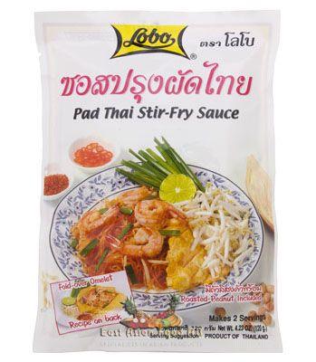 PAD THAI STIR FRY
