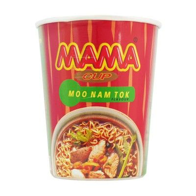 INSTANT MOO NAM TOK NOODLE CUP (72 CUP)