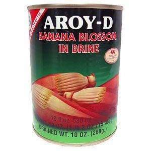 BANAN BLOSSOM IN BRINE