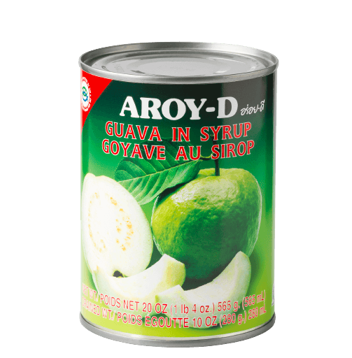 GUAVA IN SYRUP