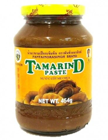 TAMARIND PASTE (GLASS BOTTLE)