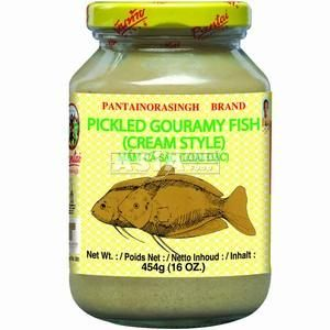 PICKLED GOURAMY FISH (CREAM)