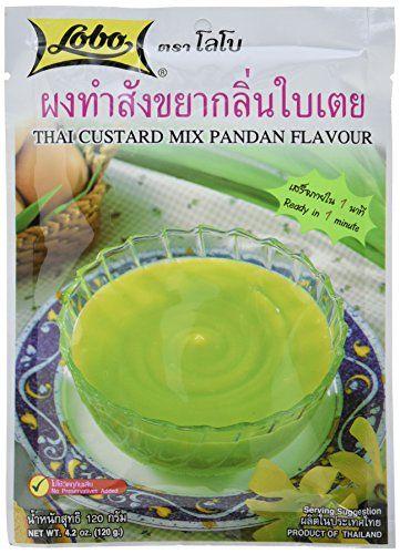THAI CUSTARD MIX PANDAN