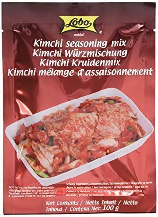 KIM CHI SEASONING MIX