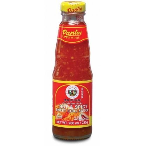 HOT & SPICE SWEET CHILI SAUCE