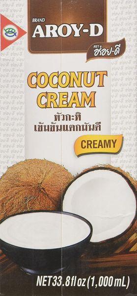COCONUT MILK CREAM UTH