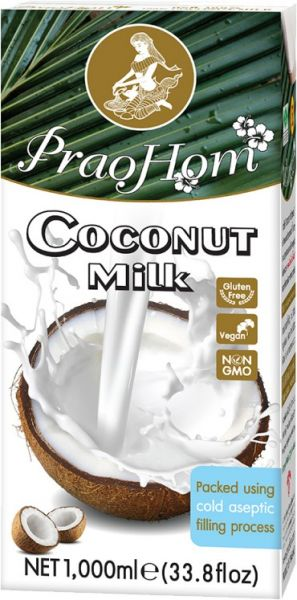 COCONUT MILK UHT( FAT 17%-19%)