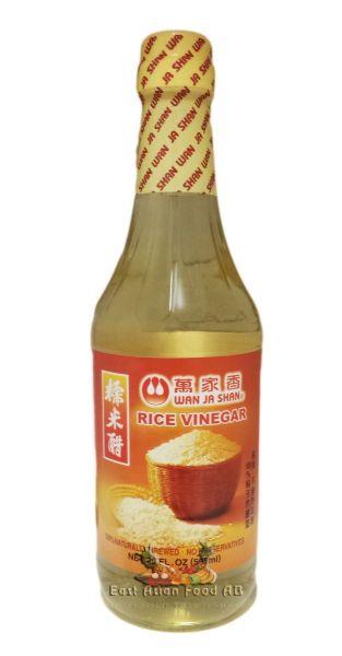 RICE VINEGAR (WAN JA SHAN)