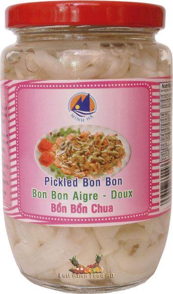 PICKLED VEGETABLE (BON BON)