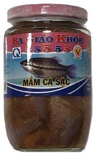 PRESERVED GOURAMY FISH (MAM CA SAC)
