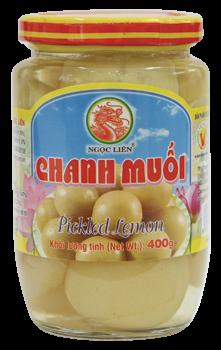 PICKLED LEMON (CHANH MUOI)