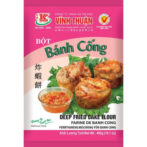 BOT BANH CONG FLOUR DEEP FRIED