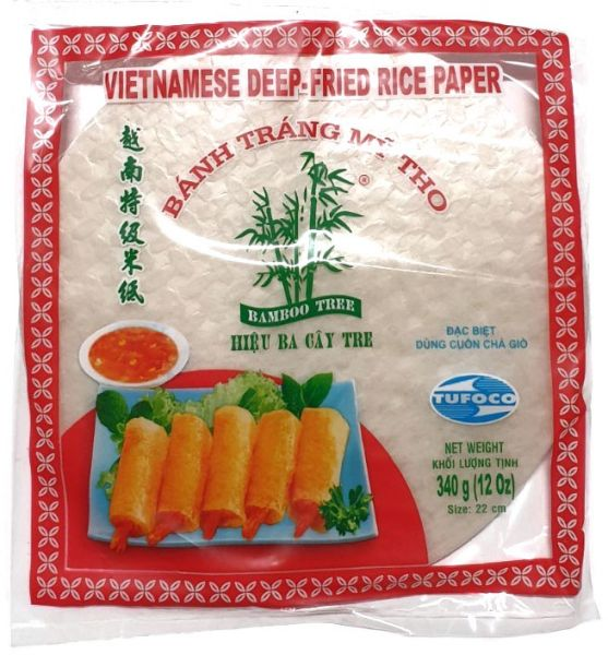 MY THO RICE PAPER 22 CM (FRIED)